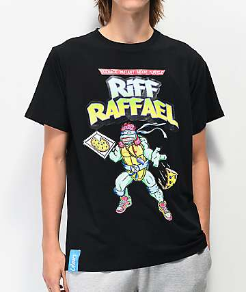 Colors Collectiv x Riff Raff Incredible Yellow T-Shirt