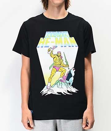 Colours Collectiv x Riff Raff Rafael Black T-Shirt