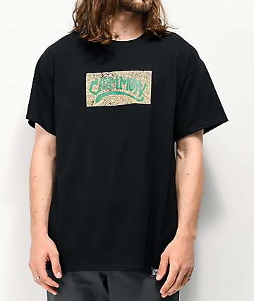 Common Indafield Black T-Shirt