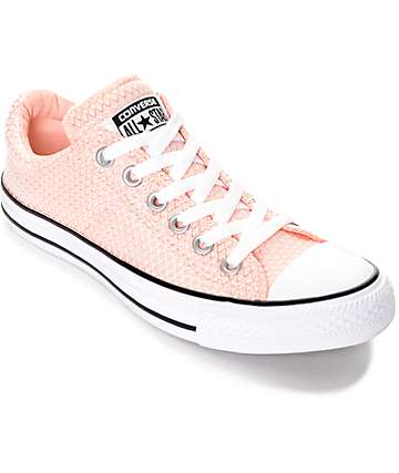 Converse  Chuck Taylor All Star Madison Vapor Pink Shoes