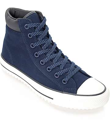 Converse CT PC Obsidian & Black Hi Shoes
