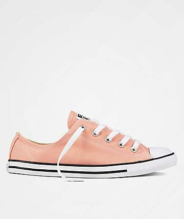 Converse CTAS Dainty Pale Coral Shoes