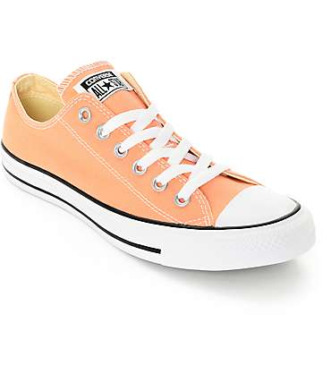 Converse CTAS Ox Sunset Glow Shoes