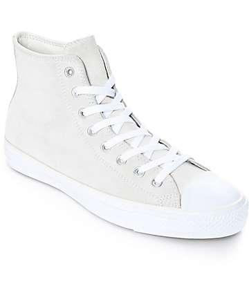 Converse CTAS Pro Louie zapatos de skate en blanco papel