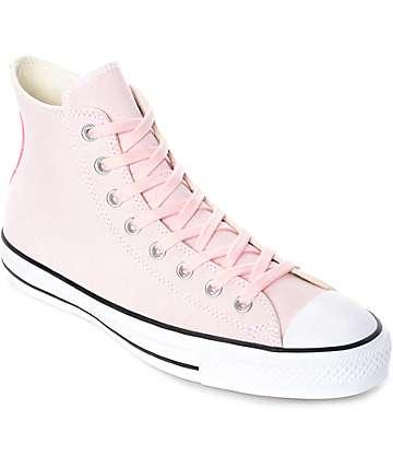 Converse CTAS Pro Vapor Pink & Pink Glow Shoes