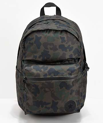 Converse Chuck Plus 1.0 Camo Backpack