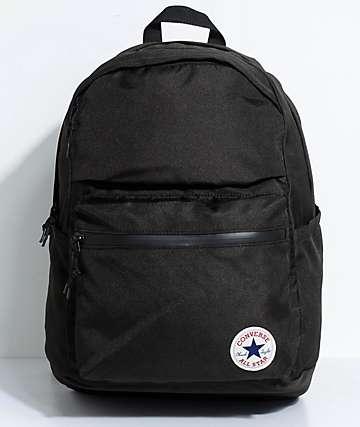 Converse Chuck Poly 1.0 mochila negra