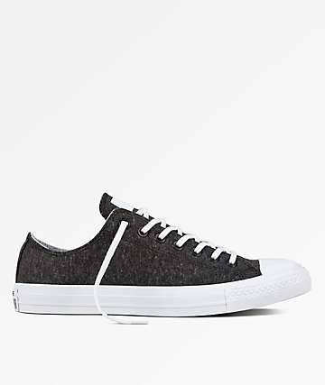 Converse Chuck Taylor All Star Ox Black & White Shoes