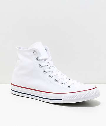 e245c21c2432c8 Converse Chuck Taylor All Star White Shoes