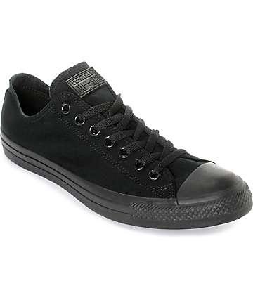Converse Chuck Taylor All Star zapatos negros