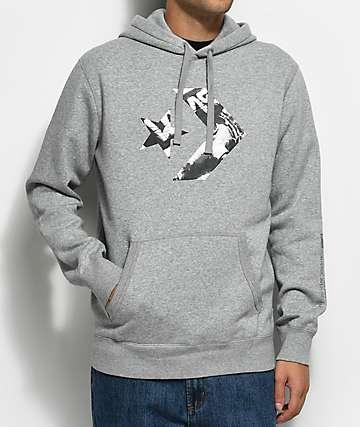 burgundy converse hoodie