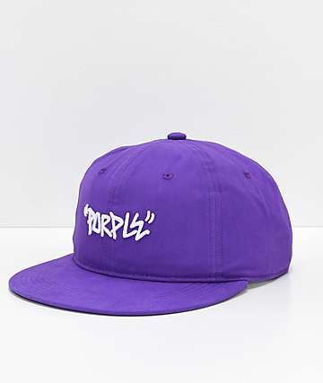 Converse Electric Purple Strapback Hat
