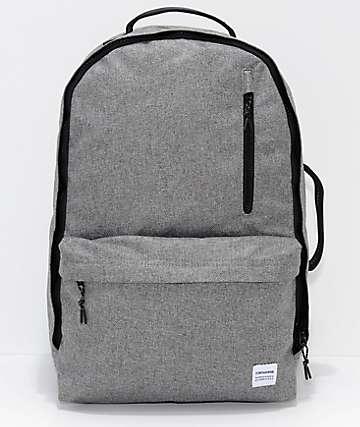 Converse Essentials mochila en color carbón