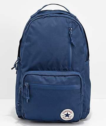 Converse Go mochila azul marino