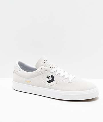 0060a85b07a7 Converse Louie Lopez Pro White Skate Shoes