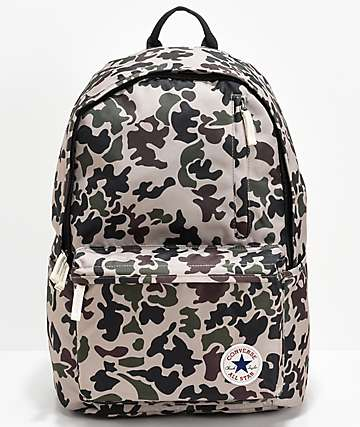 Converse Original Camo Backpack