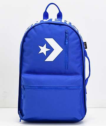 Converse Street 22 Blue Backpack