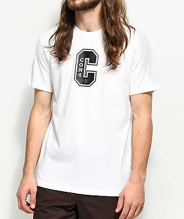 Converse Varsity camiseta blanca