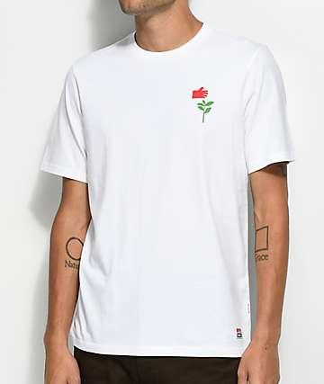 Converse x Chocolate White T-shirt