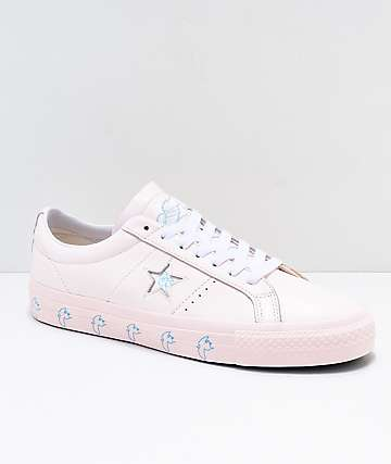 Converse x Ilegal Civilization One Star Pro zapatos violetas