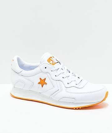 Converse x Illegal Civilization Thunderbolt White Shoes