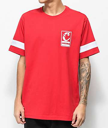 Cookies Alumni Hall Red Jersey T-Shirt