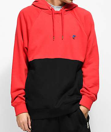 Cookies Carrera Red & Black Hoodie