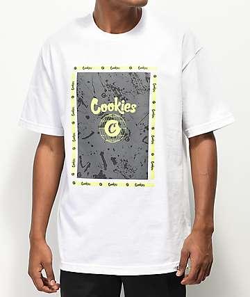 Cookies Citadel camiseta blanca
