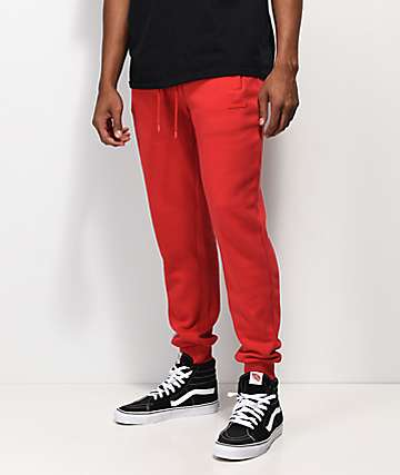 Cookies Corleone Red Sweatpants