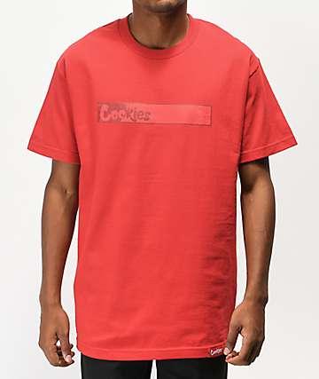 Cookies Corleone camiseta roja