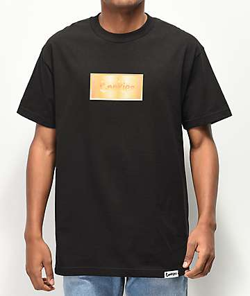 Cookies Fifth Avenue Black T-Shirt
