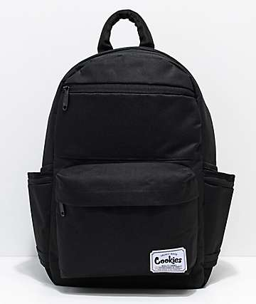 Cookies Fundamental Black Backpack