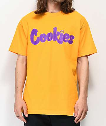 Cookies Hardwood Flava Gold T-Shirt
