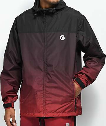 Cookies Horizon Sublimated Black Windbreaker Jacket