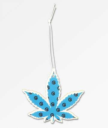 Cookies Leaf Lavender Air Freshener