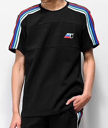 Cookies M3 Black Short Sleeve Knit Shirt