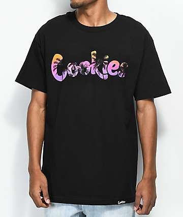e64e7b994c61ea Cookies Made In The Shade Black T-Shirt