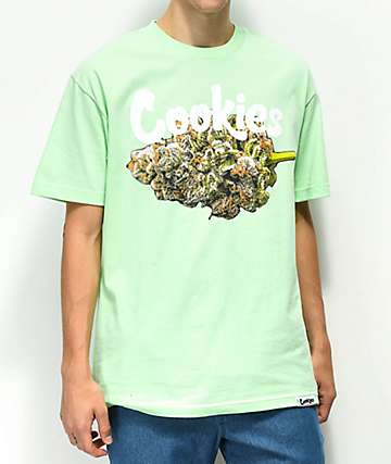Cookies My Nug Mint Green T-Shirt