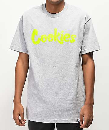 Cookies Thin Mint Grey T-Shirt