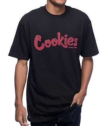 Cookies Thin Mint High Density camiseta negra