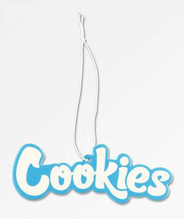 Cookies Thin Mint Logo Fresh Soap Air Freshener