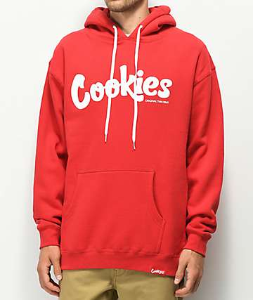 Cookies Thin Mint Red Hoodie