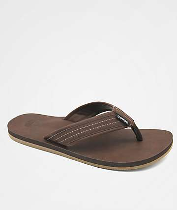 Cords Commando 2 Brown Sandals