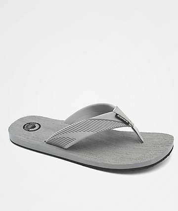 Cords Predator Grey Sandals