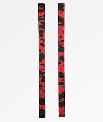 Crab Grab Black & Red Snowboard Skate Rails
