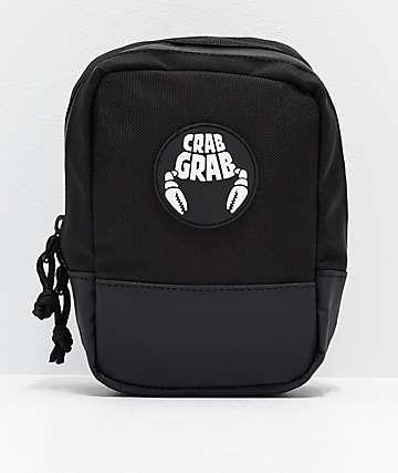 Crab Grab Black Binding Bag