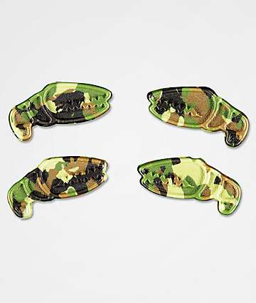 Crab Grab Mini Claws Camo Stomp Pads