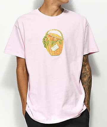 Create Peaches Pink T-Shirt