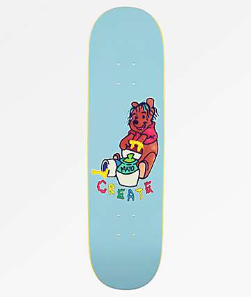 "Create Winnie The Poohrail 8.25"" Skateboard Deck"