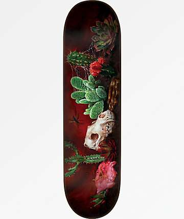 "Creature Barber Vanitas Everslick 8.5"" Skateboard Deck"